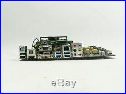 ASUS Z87M-PLUS Motherboard with Intel Core i7-4770 CPU 8 GIG RAM