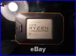 Amd Ryzen Threadripper 1950x + Msi X399 Gaming Pro Carbon Ac Motherboard Combo