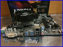 Amd ryzen 5 2600 CPU + Motherboard + Memory Bundle