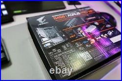 Aorus B450 I PRO WIFI + Ryzen 5 3600X + DDR4 16GB 3200 Crucial Ballistix