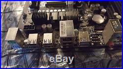 Asrock 970M Pro3 with AMD FX-9590 CPU, 16GB DDR3-1600 RAM