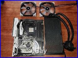 Asrock Taichi x370 AMD 1700X Corsair 280mm AIO Combo