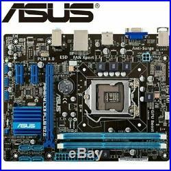 Asus Intel i7 Quad-Core 16GB Gaming Desktop Computer Motherboard CPU RAM Combo