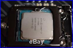 Asus Maximum IX Hero, Intel Core i7-7700k