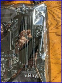 Asus Maximus IX Hero Motherboard & Intel Core i7-7700K CPU, & 2 x 8GB RAM