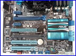 Asus P8P67 + Intel i7-2600K + 16GB DDR3-1600 + Arctic Cooling Freezer 13 Combo