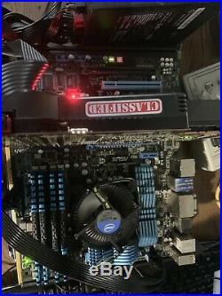 Asus P8Z68-V Pro/gen3 Motherboard+Intel Core I7+16G Ram+VGA GTX580 3G