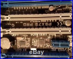 Asus P9x79 Pro Motherboard + Intel Xeon 1.8 Processor
