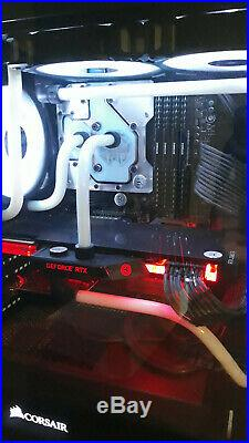 Asus ROG Maximus Hero IX Motherboard + Intel i7 7700K CPU + EK-FB M9H Monoblock