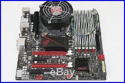 Asus Rampage III Gene Gaming Mainboard i7 930 2.80Ghz Quadcore + 6GB PC3-8500