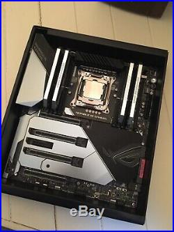 Asus X299 Rampage Vi Extreme Motherboard With Intel I9 7920x