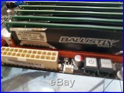 Asus motherboard cpu combo i7 w 2 GPU 560GTX & GTX560TI with RAM & cooler