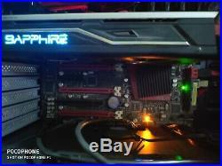 Asus rampage iii Extreme X58, Intel Xeon W3690, 16 Gb Ddr3 2133, Noctua