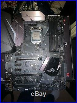 Asus strix Z702E Mobo Atx and intel i7-7700k Unlocked combo