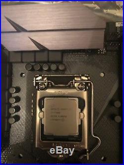 Asus strix z270e gaming i7 7700k Combo
