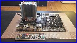 Aufrüstkit AMD FX-8350 AM3+ CPU Prozessor + Asrock 990fx extreme 3 Mainboard