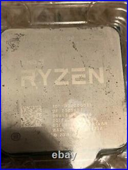 B450 motherboard tomahawk max AM4, CPU Ryzen 3600, 16 GB Corsair RGB 3200 Combo