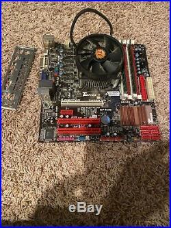 Biostar Motherboard Combo I7 CPU 16 GB RAM