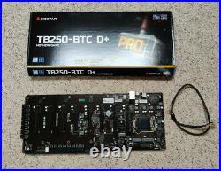 Biostar Tb250-btc D+ Riserless Motherboard