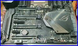 Bundle Amd Ryzen Threadripper 1950x + Asus Zenith Extreme X399 Tr4 Motherboard
