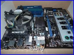Bundle MSI X58 PRO / INTEL XEON X5650 (6x2,66GHz) / 12GB (6x 2GB) RAM SIX-CORE