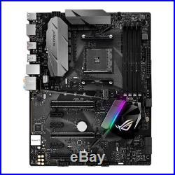 COMBO AMD Ryzen 2400G CPU & ASUS ROG STRIX B350-F GAMING AMD AM4 ATX MB