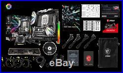 COMBO AMD Ryzen Threadripper 2990WX CPU + MEG X399 CREATION Motherboard