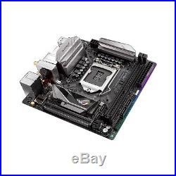COMBO Intel i7-7700K Kaby Lake CPU & ASUS ROG Strix Z270I Gaming mini-ITX MB