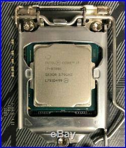 COMBO Intel i7-8700K CPU, ROG STRIX Z370-E Gaming WiFi Motherboard & 16GB RAM