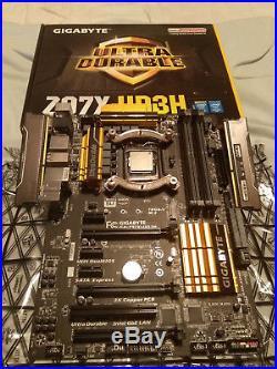 CPU/Motherboard/RAM Bundle -Pentium K G3258/ 8GB DDR3/ Gigabyte Z97X-UD3H