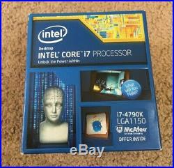 CPU, Motherboard, RAM Combo Intel i7-4790K, Asus Z97-AR + Corsair 16GB RAM