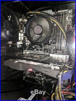 CPU Motherboard RAM bundle Ryzen 1600 Asrock B350 16GB GSkill Aegis 3000 OC DDR4