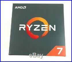 CPU Tomahawk Motherboard (MB) Combo Gaming AMD Ryzen 7 2700X 3.7GHz Desktop HDMI