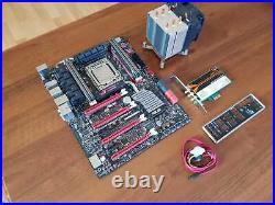 CPU i7-3930K + BOARD GAMING ROG ASUS RAMPAGE IV FORMULA + 16GB RAM +