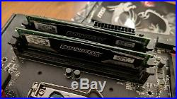 Combo Intel i7 4770k CPU + MSI Z97 Gaming 5 Motherboard + 16GB DDR3 RAM
