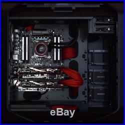 Combo i7 6-core Intel CPU Motherboard GTX 970 16GB RAM Samsung SSD Win 10 Cooler