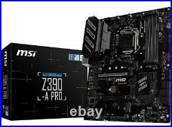 Computer PC kit MSI motherboard Intel I5 processor CPU G. SKILL RAM Gaming Mining