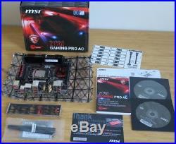 Core i7 6700K with MSI Z170i Gaming Mini-ITX Mobo AND 16GB (2x8GB) Hyper-X RAM