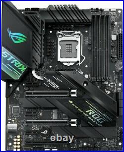 Core i9 10900K ASUS Z490 Mainboard 16GB RAM Intel Bundle Kit