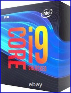 Core i9 9900K MSI Z390 Mainboard 16GB RAM Intel PC Bundle Kit