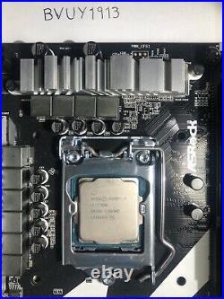 Delidded Intel Core i7-7700K @4.7 GHz + ASRock Z270 Killer SLI/ac + 16 GB RAM