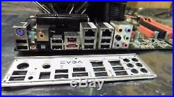 EVGA 141-BL-E760-A1 X58 Classified SLI Mainboard with i7 920 QC 2.66GHz 12GB