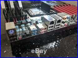 EVGA SR2 Mobo with 2 Xeon X5690's, 24GB Corsair Dominator Platinum & Heatsinks