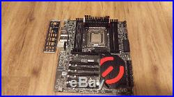 EVGA X79 DARK LGA2011 Motherboard with Intel Xeon E5-2680V2 2.8GHz 8GB DDR3 COMBO