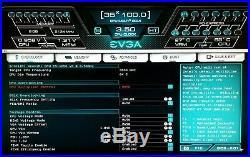 EVGA X99 FTW K DDR4 Motherboard & SR20J INTEL XEON E5-1650 v3 3.5GHz 6 CORE CPU