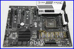 EVGA Z370 FTW LGA 1151 Intel Z370 HDMI SATA 6GB/s USB 3.0 & 3.1 ATX Motherboard