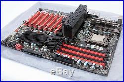 EVGA x58 4 Way SLI classified motherboard i7 170-BL-E762-A1 & intel i7-940 CPU