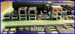 Evga Z97 Classified Motherboard + Intel i7 4790K + Heatsink + 16GB DDR3 M. 2