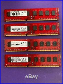 FX-9370 Sabertooth 990FX 32 GB 1600mhz CPU + Motherboard + RAM Combo