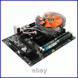 G41 Computer Motherboard Quad Core CPU PCI-E SATA DDR3 Replacement Mainboard CHU